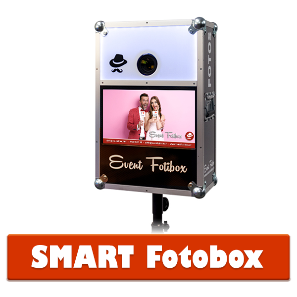 SMART Fotobox mieten