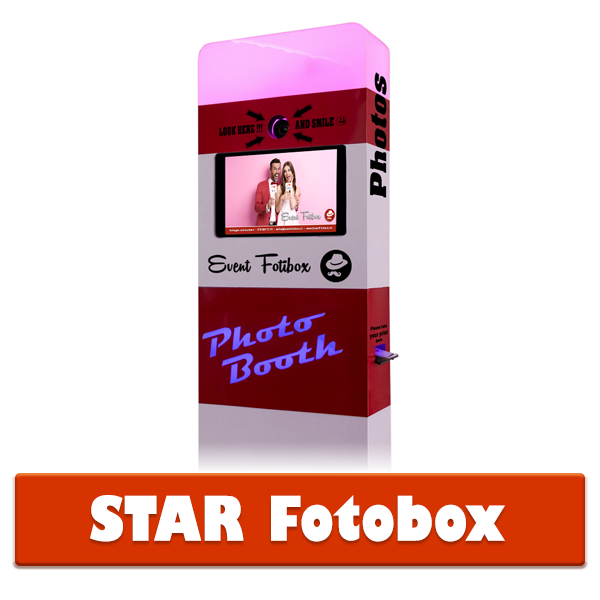Fotobox verleih STAR